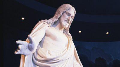 Durch Christus können wir von Sünde rein werden