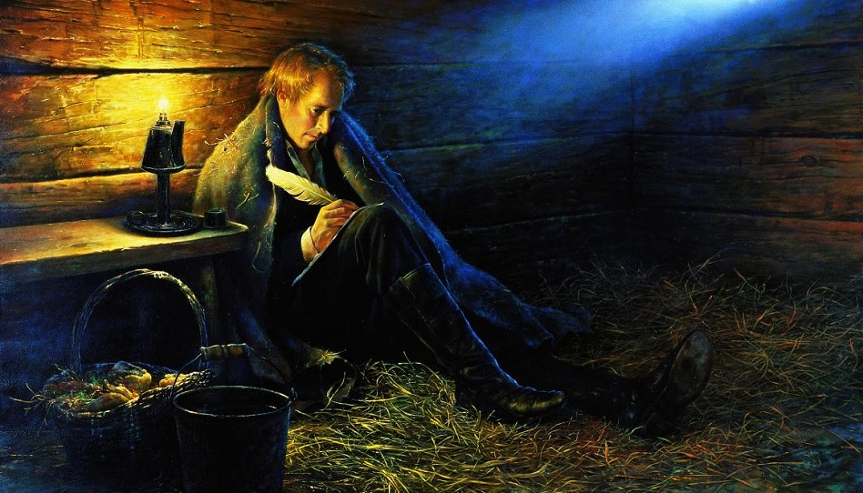 Joseph Smith war mit Leiden vertraut.