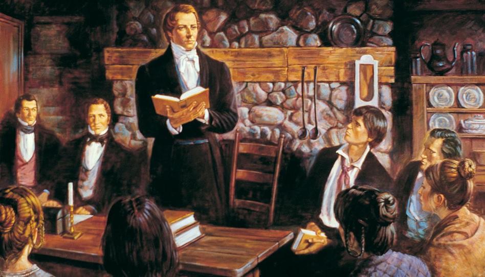 Mormonen und Wissenschaft: Zwar sagte er noch nichts über den Urknall, doch Joseph Smiths Worte kommen heutigen wissenschaftlichen Erkenntnissen erstaunlich nahe.