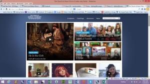 Auf der offizillen Kirchenseite lds.org findet man unzählige Informationen über Mormonen.