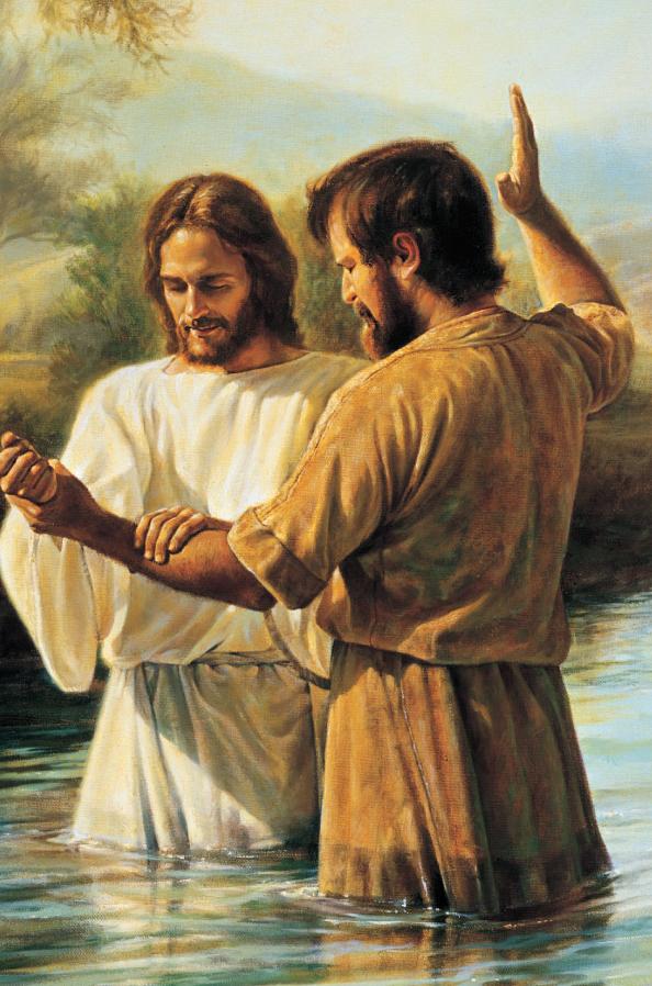 Die Taufe und der Heilige Geist