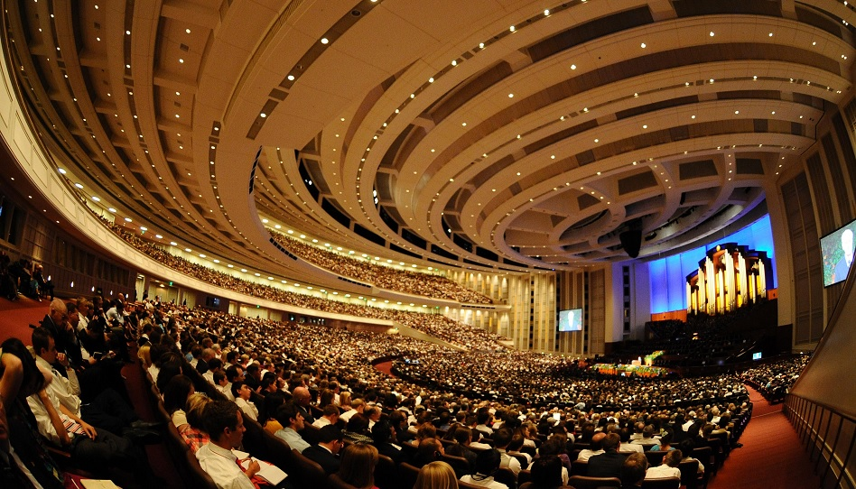 Das größte Theater der Welt.