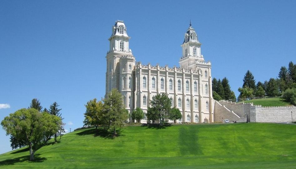 Die Tempel der Mormonen