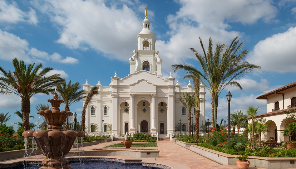 Tijuana Mexico Tempel Mormonen