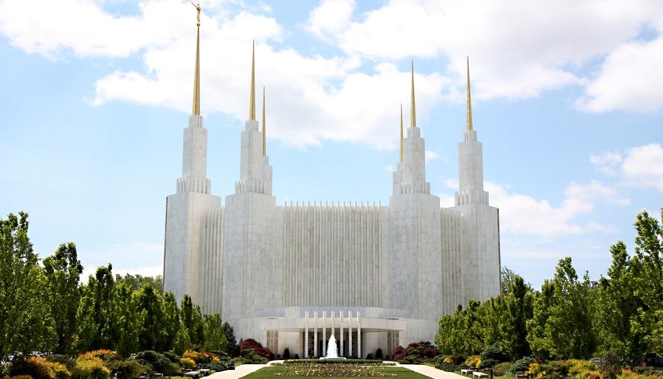 Bauwerke der Mormonen - Tempel