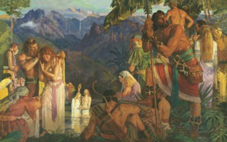 Chronologie des Buches Mormon Teil 3