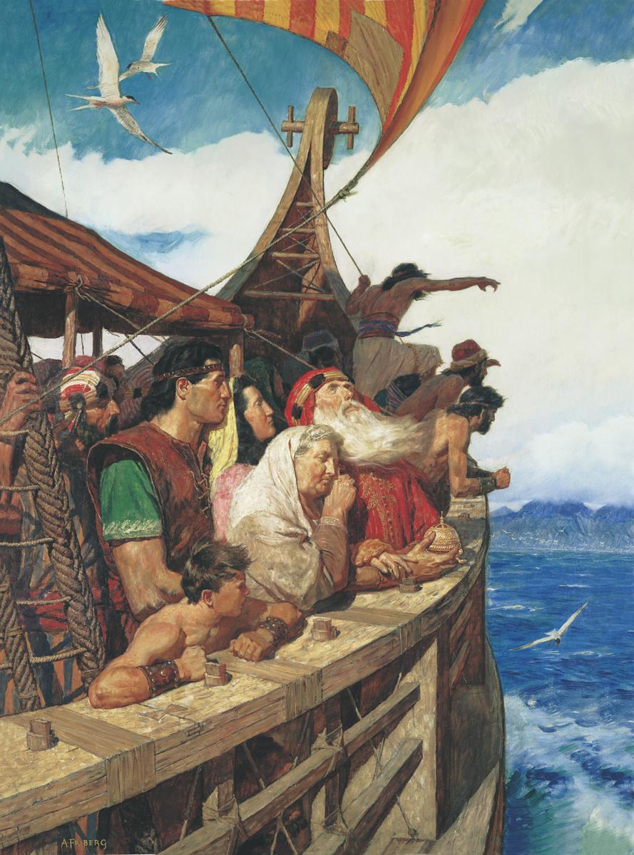 Chronologie des Buches Mormon Teil 1