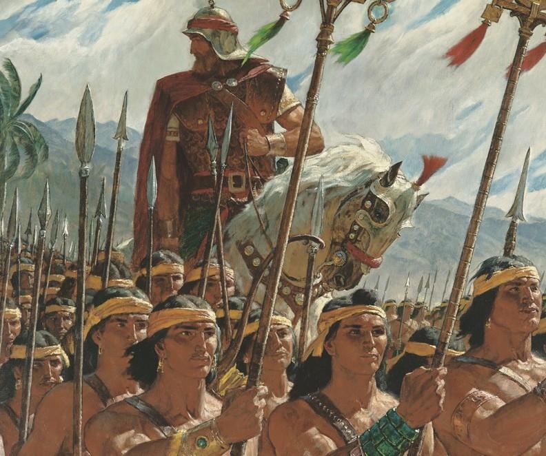 Chronologie des Buches Mormon Teil 4