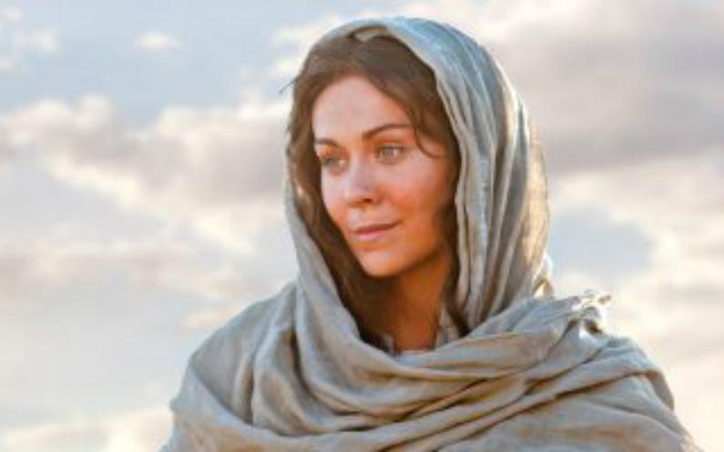 Maria, Seine Mutter (erwählt und gesegnet unter den Frauen)