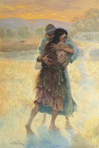 Der Verlorene Sohn, von Clark Kelley Price