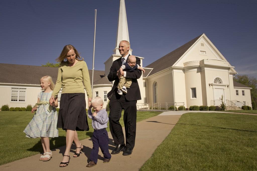 Seltsame Mormonen