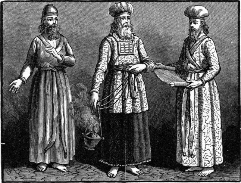 Priester des Tabernakels