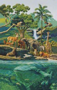 Ein Bild der Schöpfung (Tiere)