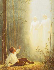 Erste Vision (Joseph Smith erscheinen Gott Vater und Jesus Christus)