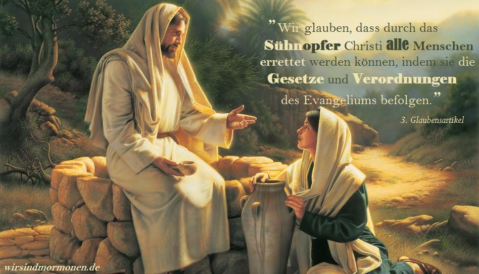 Vergebung für Sünden empfangen.