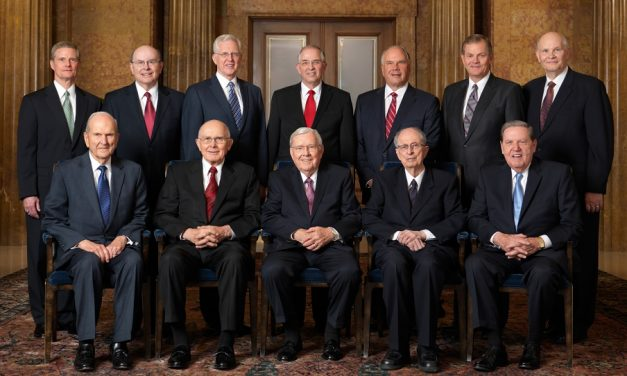 Die heutigen Apostel des Herrn: Die erste Präsidentschaft und das Kollegium der Zwölf