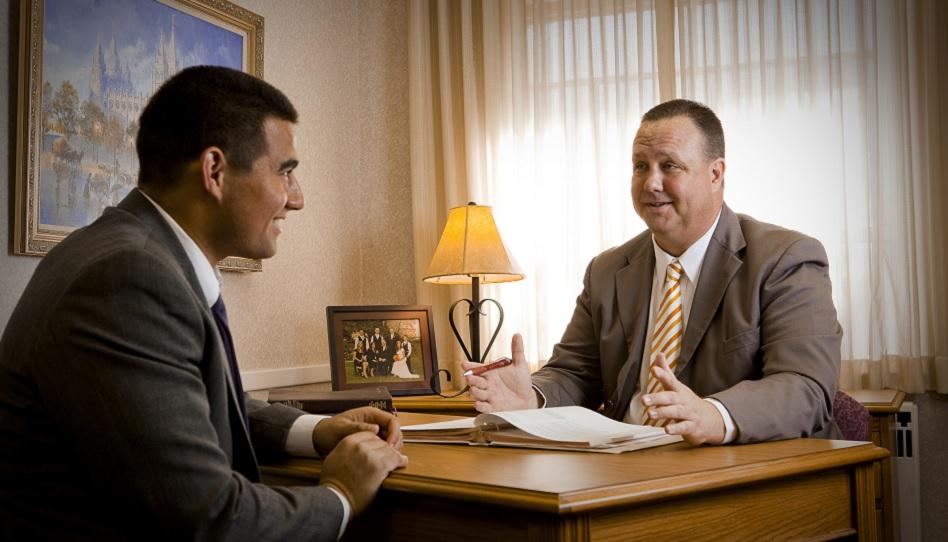 Dienen und Opfer bringen sind ein wichtiger Teil im Leben der Mormonen