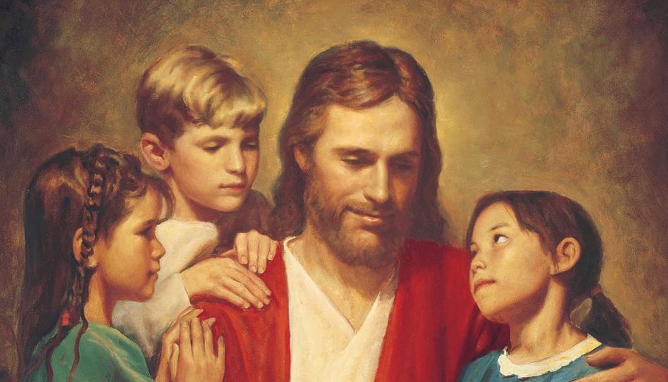 In Jesus Christus Sicherheit finden