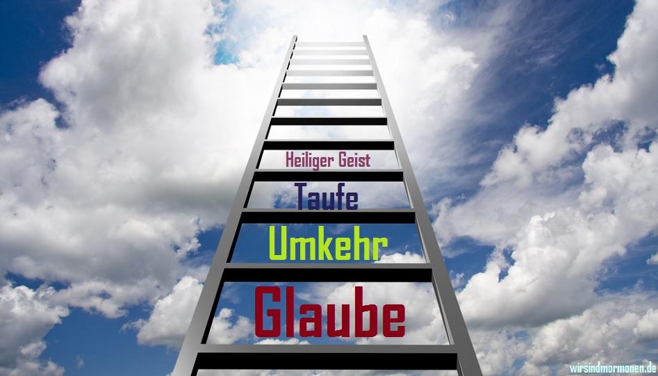 Steig auf die Leiter, sonst ist sie nutzlos – Erlösung durch Jesus Christus