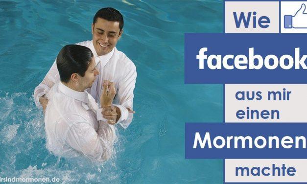 Wie Facebook aus mir einen Mormonen machte