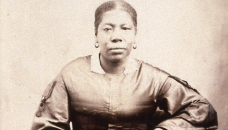 Jane Manning Mormonenfrau