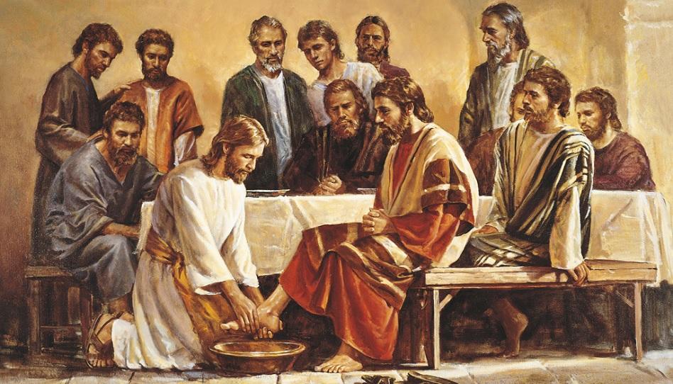 Als Mitglieder der Kirche haben wir vor allem anderen die Verantwortung unseren Mitmenschen zu dienen.