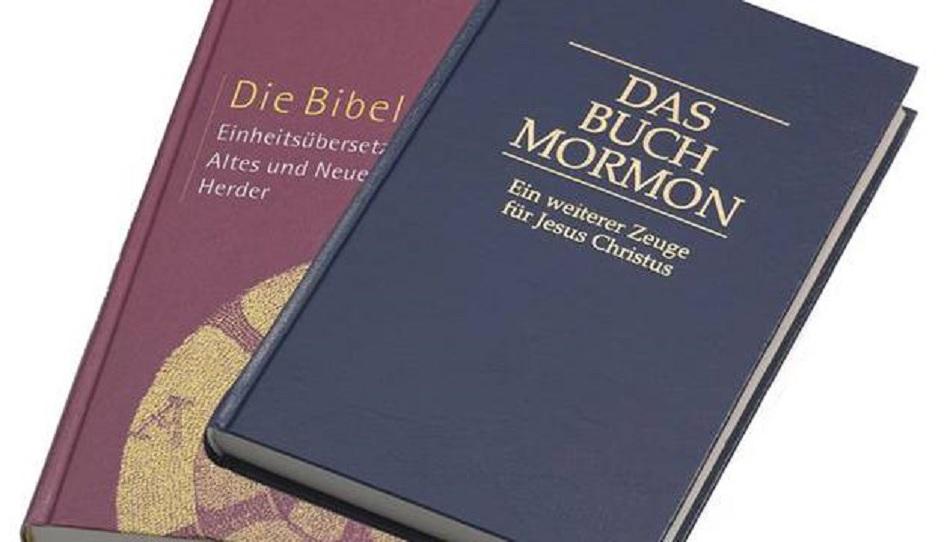 Die Heiligen Schriften der wiederhergestellten Kirche Jesu Christi