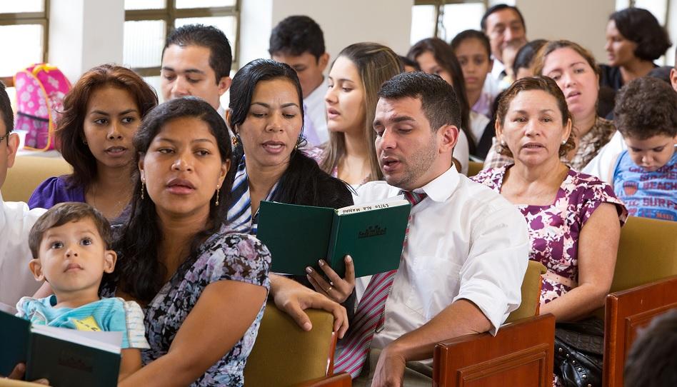 Wenn es unglücklich macht, in die Kirche zu gehen