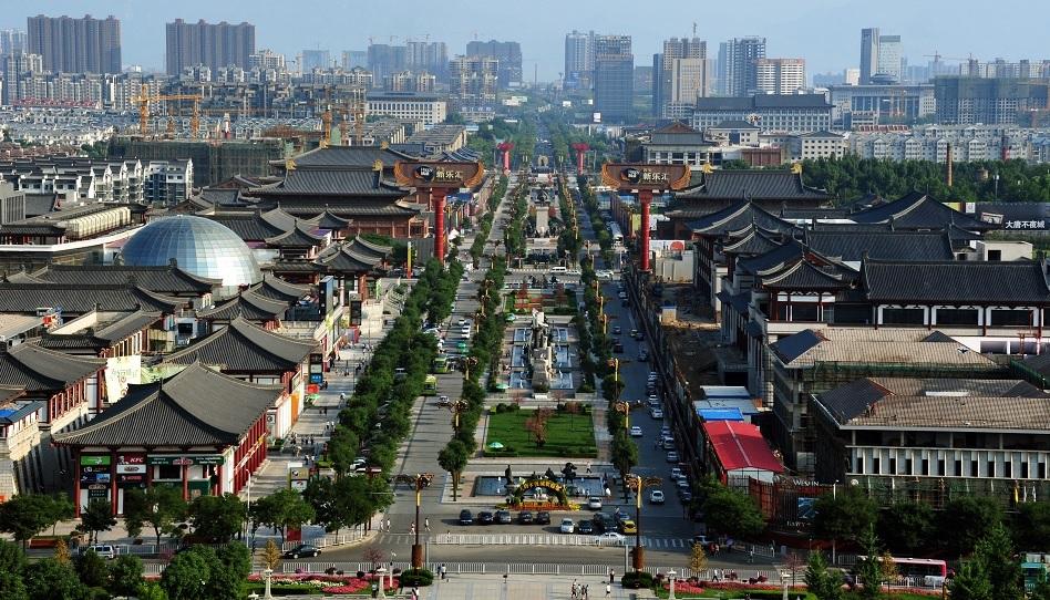 Xian in China