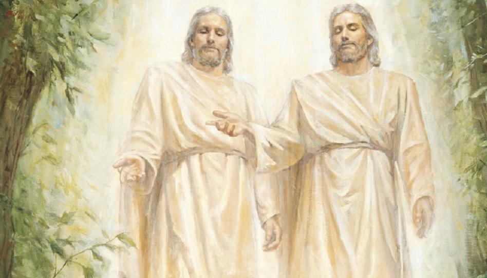 Joseph Smith hat Gott wieder ein Gesicht gegeben.
