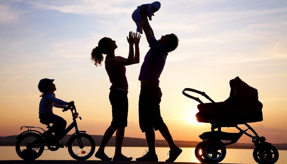 Familien sind von Gott für die Ewigkeit bestimmt.