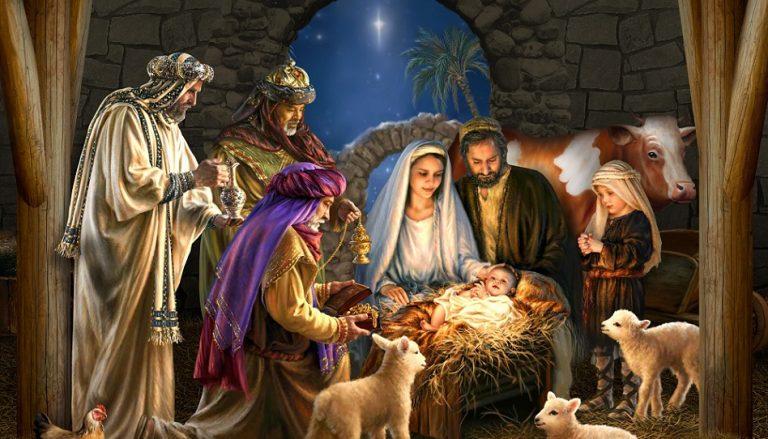 Weihnachten für alle Christen und Muslime