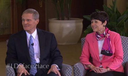 Elder und Sister Bednar über das Verlieben vor und in der Ehe
