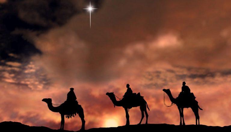 Glaube wie die Heiligen drei Könige
