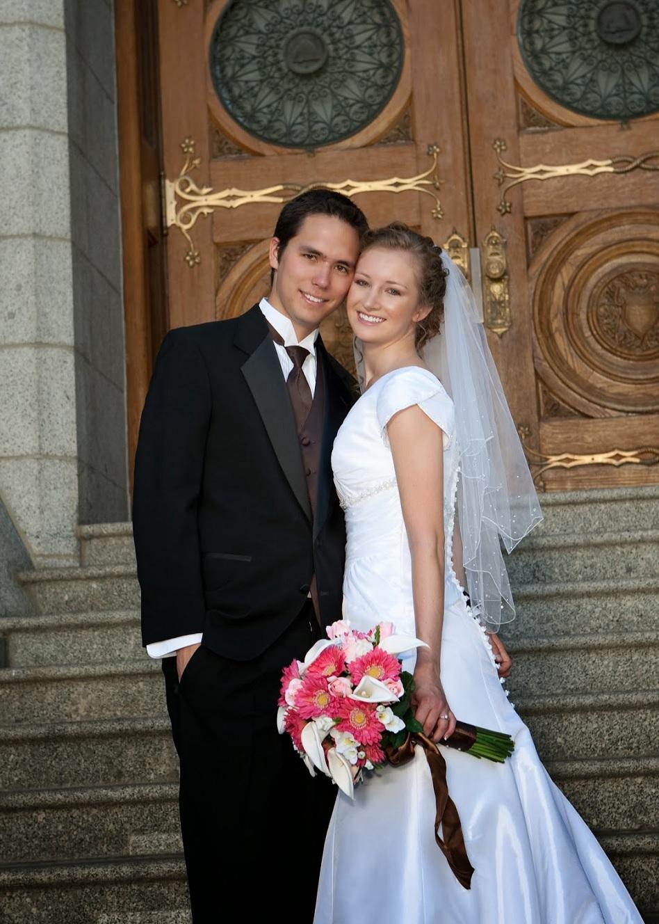 Warum Mormonen im Tempel heiraten