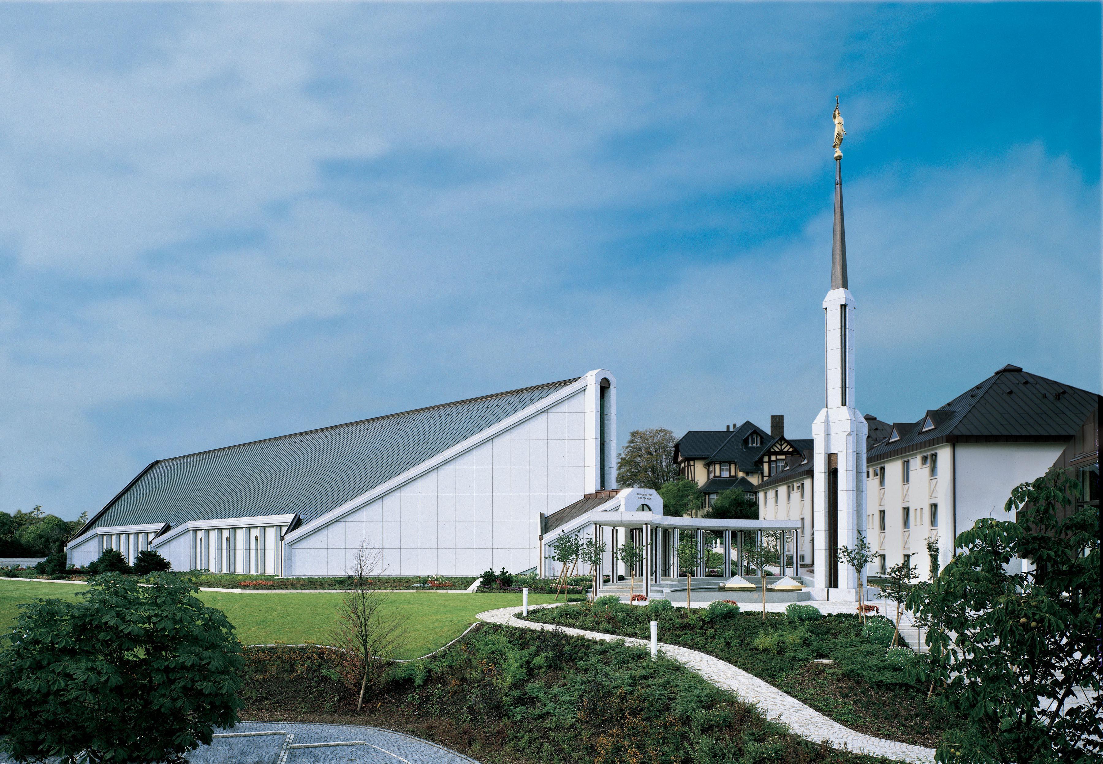Tempel LDS Gebet