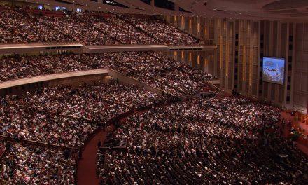 Um was es bei den Mormonen gehen sollte