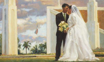 Warum ich im Tempel geheiratet habe