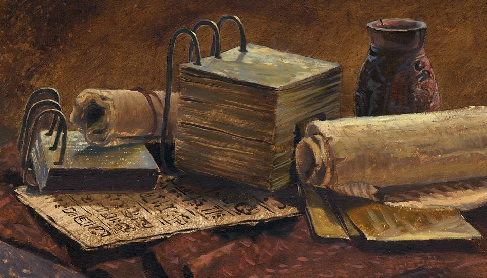 Ist der Mormonismus nur das Nebenprodukt großartiger schriftstellerischer Tätigkeit?