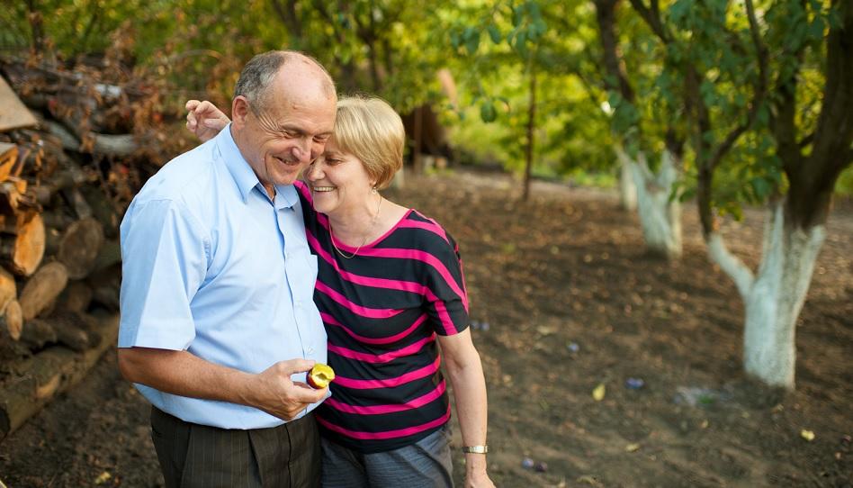 Liebe in der Ehe wächst und gedeiht, durch die Arbeit, die man darin investiert.