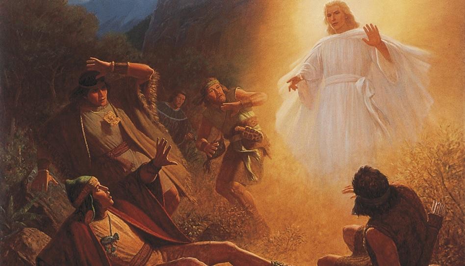 Alma selbst verfolgte die Mitglieder der Kirche