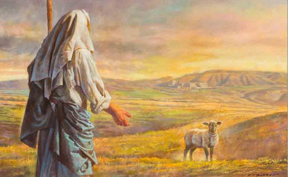 Der Herr diszipliniert seine Schafe um sie nicht zu verlieren.