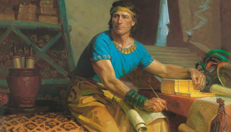 Moroni und andere Buch Mormon Propheten aus der Sicht eines Psychologen