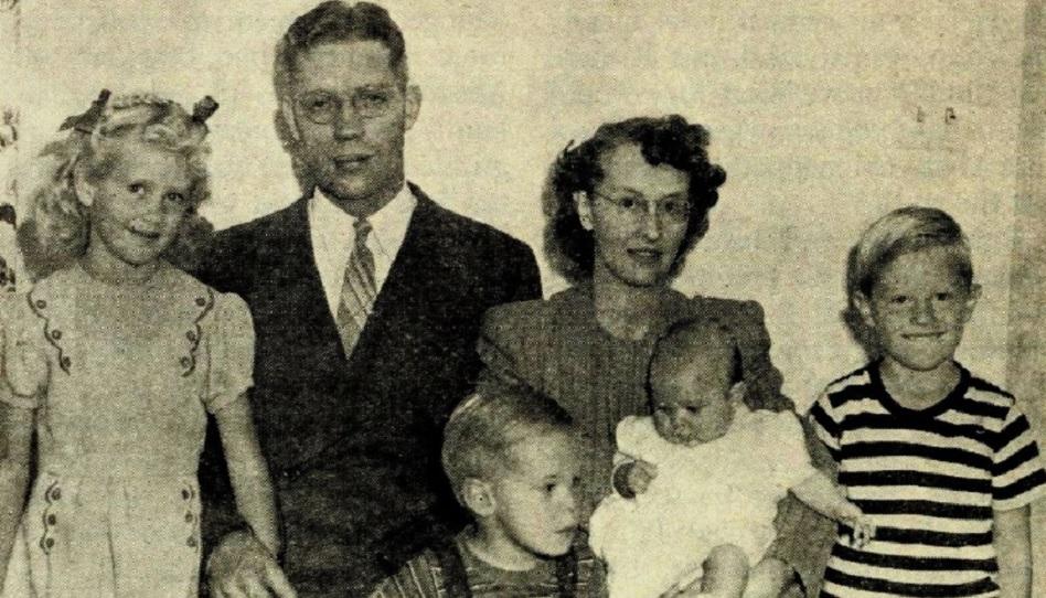 Bruce R. McConkie Familie