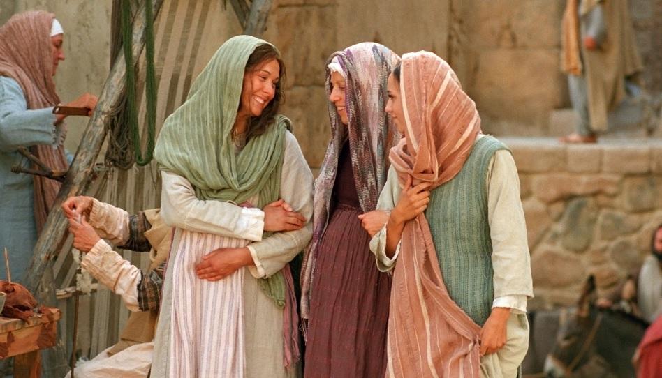 Frauen in den Heiligen Schriften