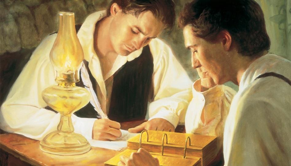 Jesus Christus Joseph Smith und die Wiederherstellung