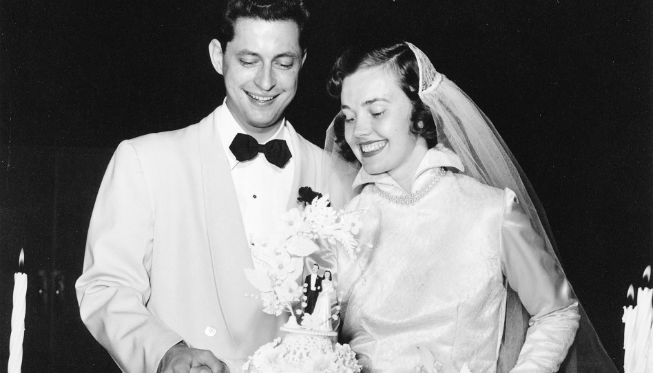 Robert D. Hales und seine Frau