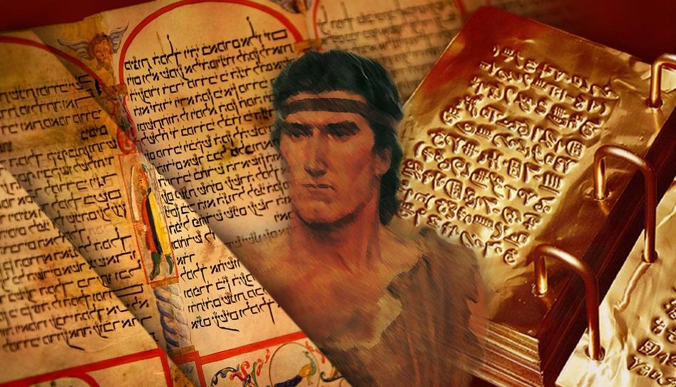 Der Prophet Nephi aus dem Buch Mormon