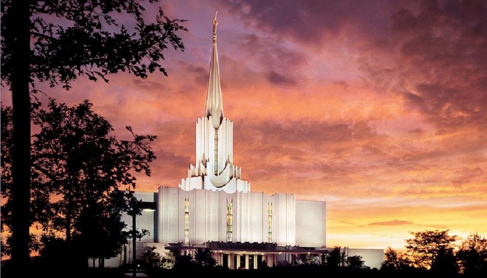 Wenn wir von unseren Fehlern lassen, wartet der Herr auf uns im Tempel.