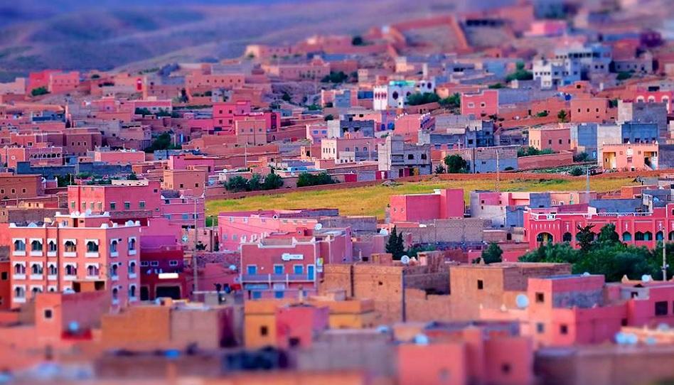 Außerhalb der Komfortzone in Marokko.